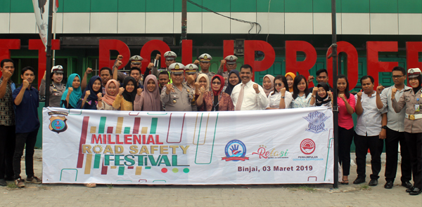 SEMINAR MILLENIAL ROAD SAFETY FESTIVAL
